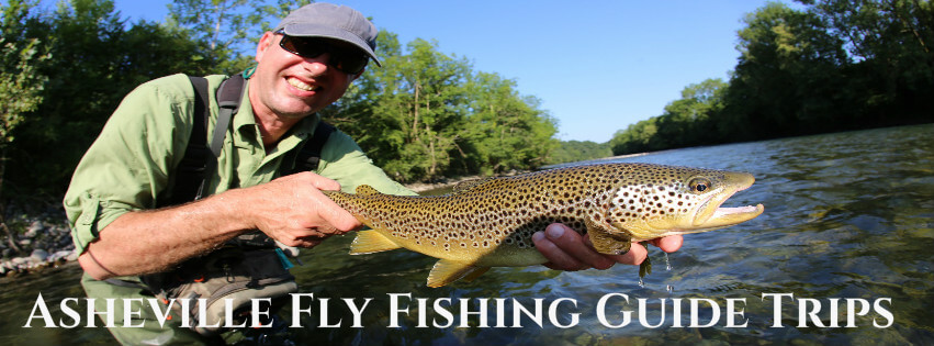 asheville fly fishing guide trips