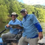 asheville nc smallmouth fly fishing