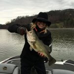 bass fishing guide trips in wnc