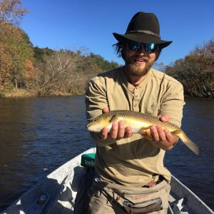 brown trout float trips tn