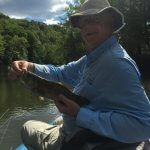 smallmouth fly fishing asheville nc