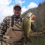 smallmouth river tactics