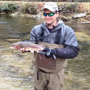 asheville fly fishing trips
