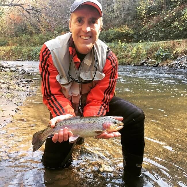 trout fishing trips in western north carolina