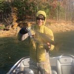 smallmouth fishing guide asheville
