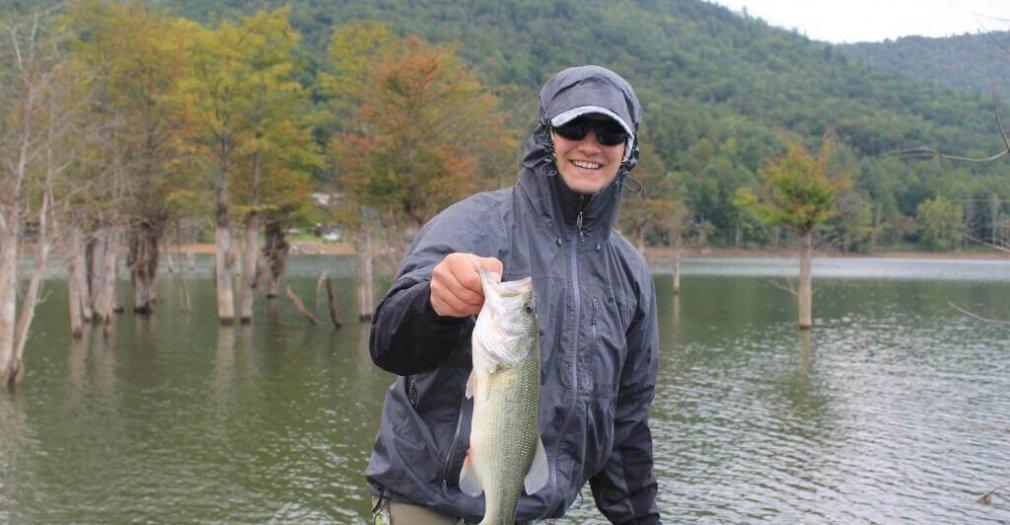 asheville bass fishing guide