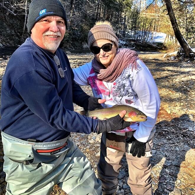 Best trout fishing destinations in the us southern for Best fishing in the us