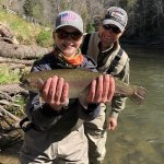 fishing guide in mars hill nc
