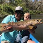how to fly fish the tuckasegee