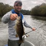 smallmouth river fishing in asheville