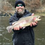 trophy rainbow trout north carolina