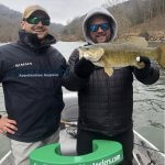 western north carolina smallmouth bass fishing