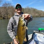 guided smallmouth trips north carolina