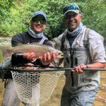 saa asheville trout fishing