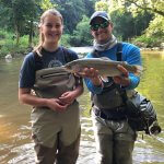 trout fishing summer 2019