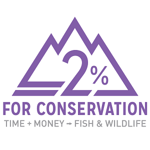 2% for conservation saa