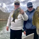 best smallmouth guide in north carolina