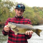 smallmouth in rivers in Asheville