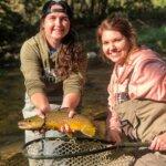 trout fishing nc wildlife