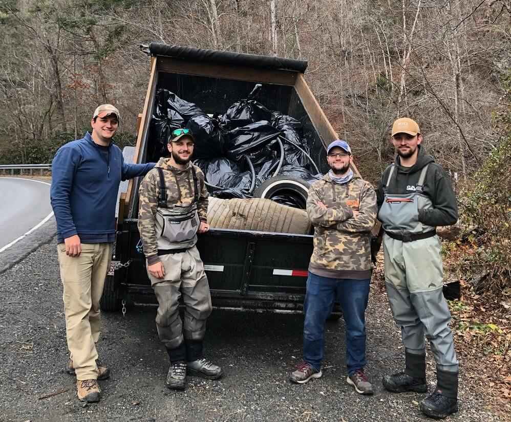 Asheville River conservation cleanup-min