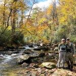 fall fishing in asheville nc