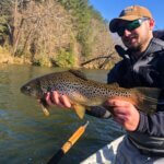 fishing trips in NC mountains