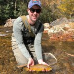 wild brown trout guide in NC