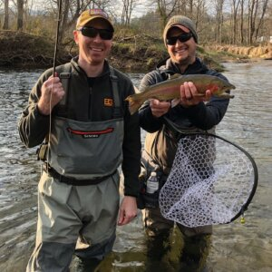 corporate fishing trips in asheville nc