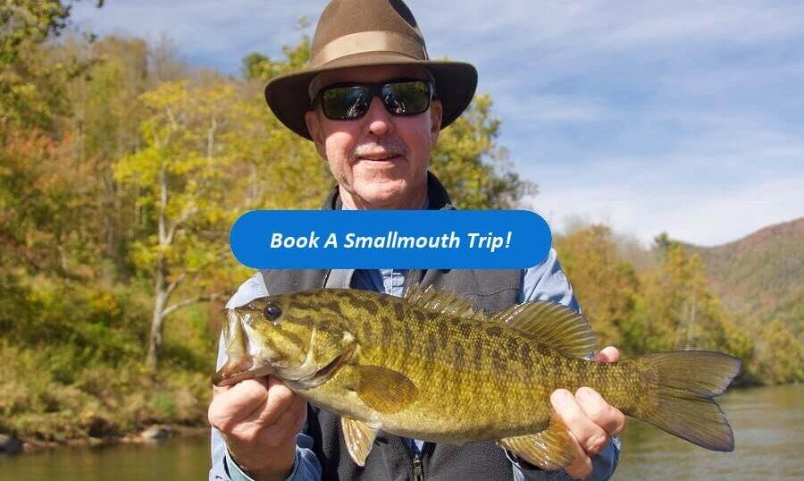 smallmouth trip in asheville